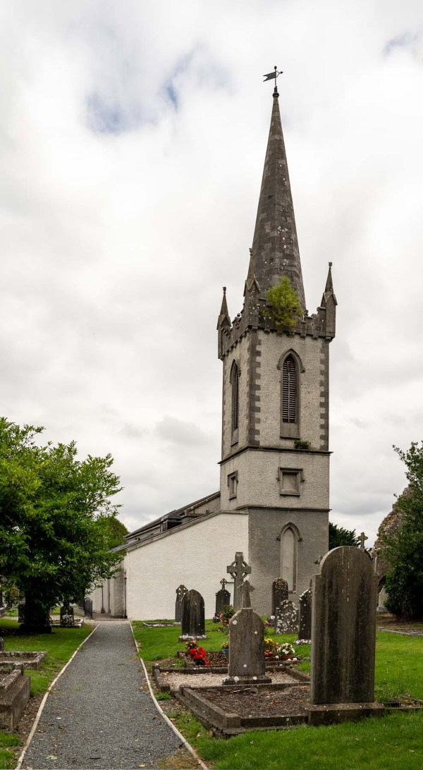 A Church in Duleek Ireland