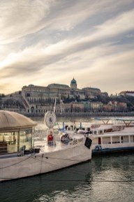 All kinds of stuff happens on the Danube
