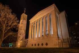 Pozsonyi úti Református Egyházközség Hálaadás temploma