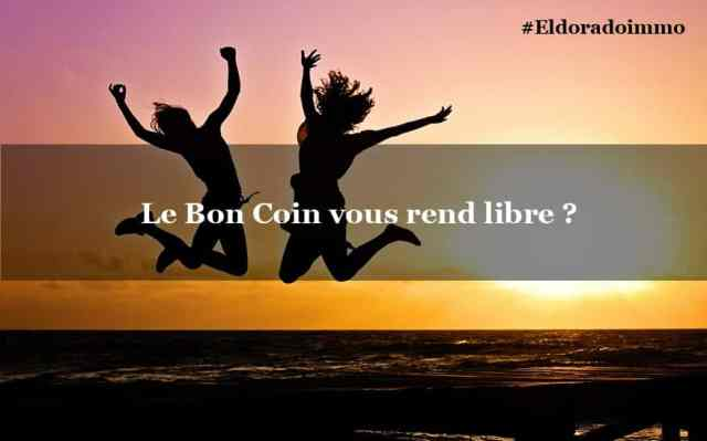 bon coin proprietaire libre
