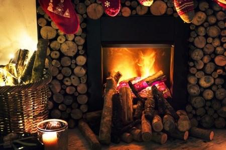 location vacances ski cheminée