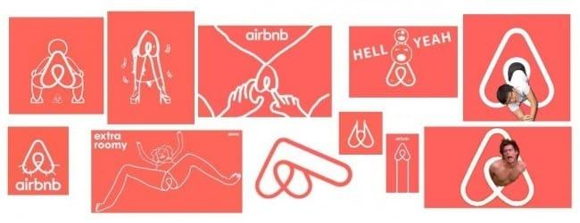 logo airbnb histoire sexe