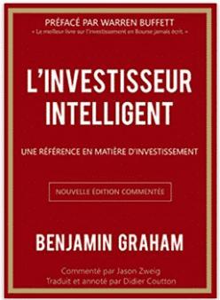 Livre de Benjamin Graham (avec commentaire de Jason Zweig)