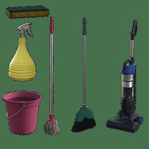 Fournitures de nettoyage écologiques