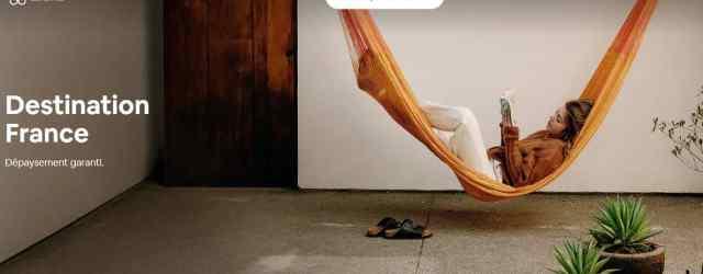 airbnb destination france ete