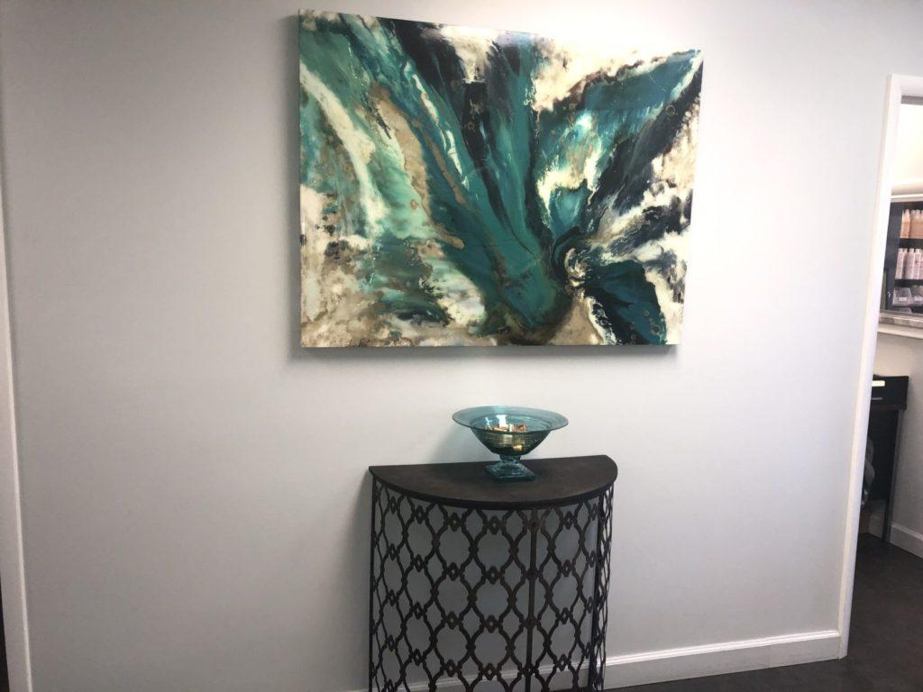 Image of painting at Eldorado website