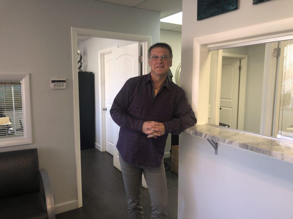 Image of man at Eldorado Hair Replacement