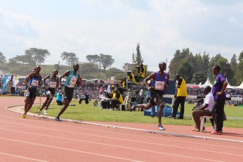 Rio 2016 Trials at Kipchoge Stadium