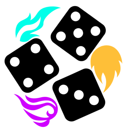 Eldritch Dice Logo Mock Up