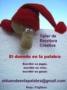 Taller de escritura creativa online