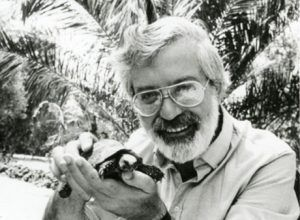 Michael Ende y tortuga