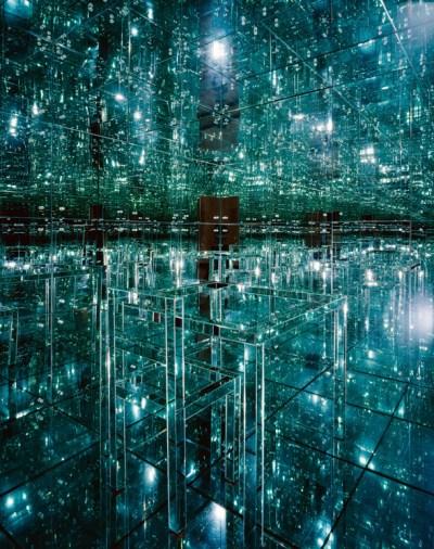 Mirrored Room by Lucas Samaras