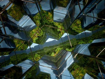 olafur-eliasson-kaleidoscope-mirror-nature