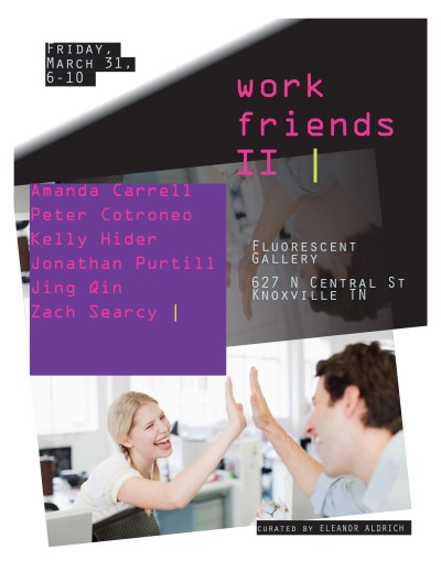 Poster - Work Friends 2
