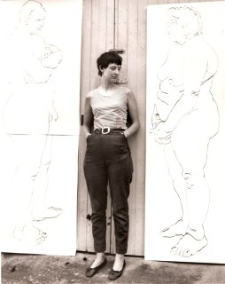 1967 Eleanor Trutton Gallery exhibit