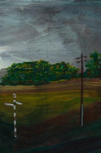 Crossroads by Eleanore Ditchburn at eleanoreditchburn.com