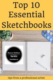 eleanoreditchburn.com Top 10 Sketchbooks