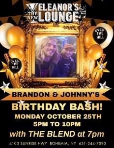Brandon & Johnny's Birthday Bash