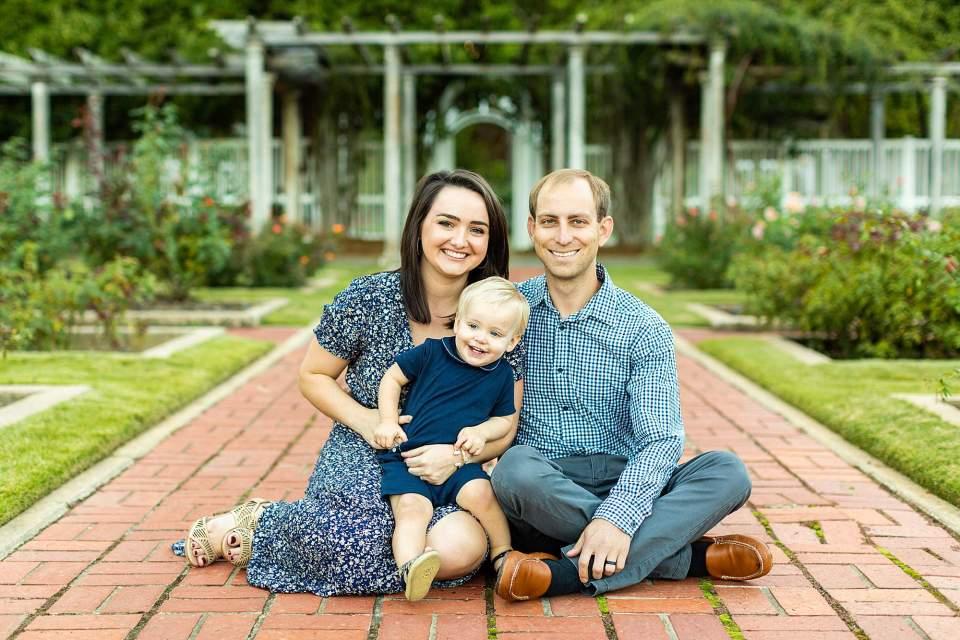 Lavender Family session
