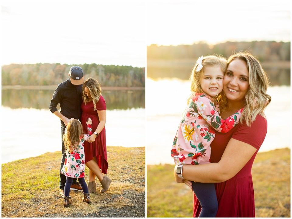 Lake Horton Family Session Fayetteville GA