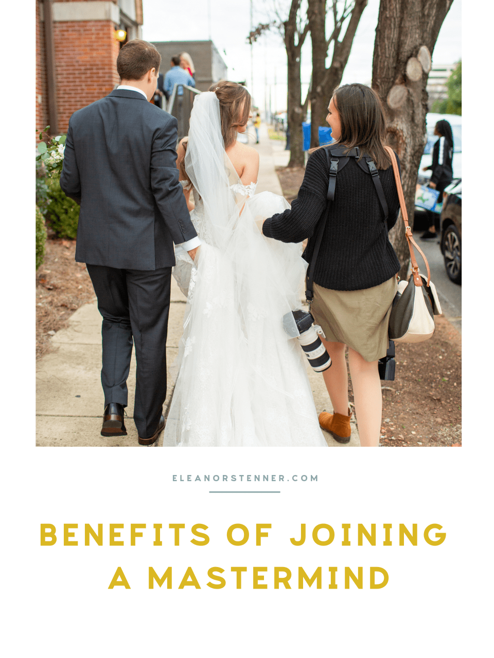 Considering joining a community of likeminded business owners to challenge and encourage you? Here are 3 benefits of joining a mastermind group!