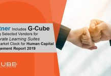 G-Cube Mentioned in the IT Market Clock for Human Capital Management Report 2019 by Gartner