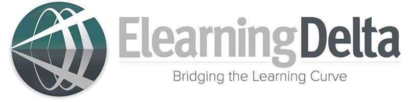Elearning Delta Logo