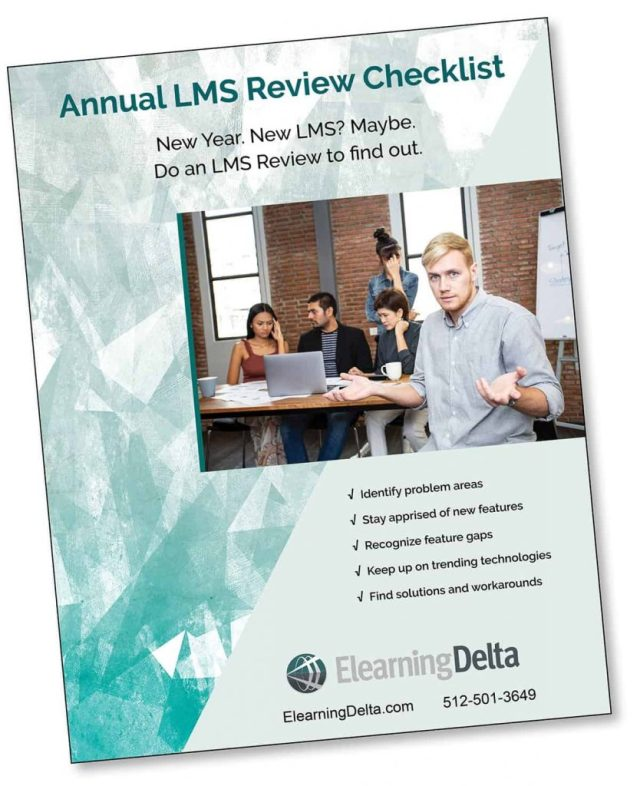 Annual LMS Review