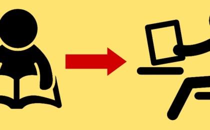van offline naar online content