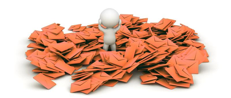 Snel een schone mail box na de vakantie