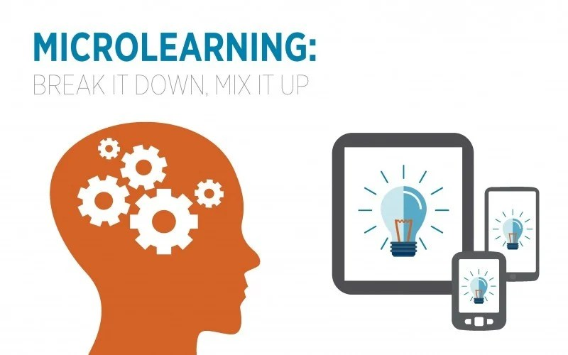 Microlearning Breaks Down Training To Build It Up