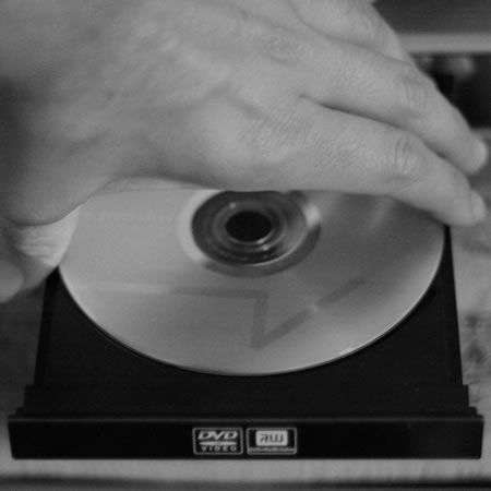 Can I show a pre-recorded DVD in the classroom?