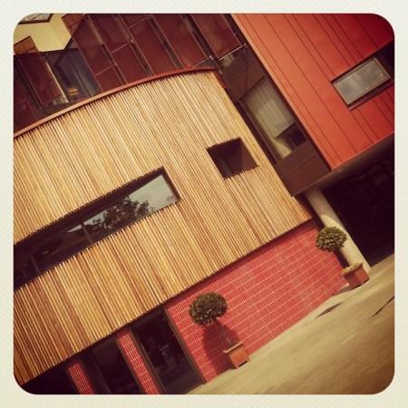 Lord Ashcroft Building #ltaconf