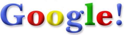 1998 Google Logo