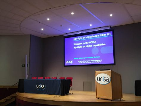 The Stage at #udigcap