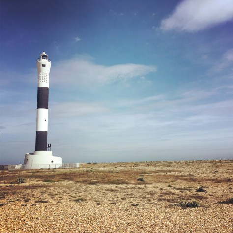 Lighthouse at Dungeness