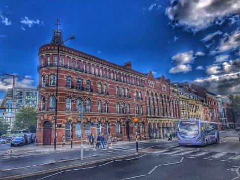 Victoria Street in Bristol