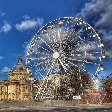 Big Wheel in Cardiff