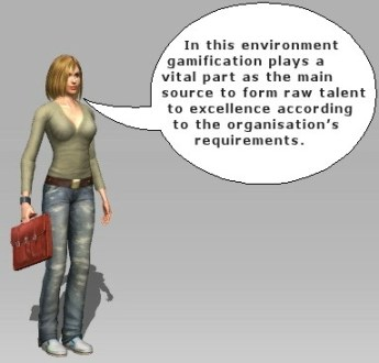 Gamification and learning – Talent Management Part 3