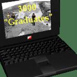 3000graduates
