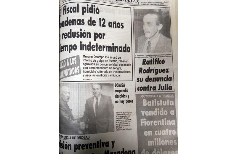 Miércoles 24 de julio de 1991