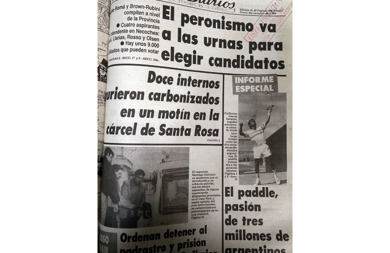 Domingo 28 de julio de 1991