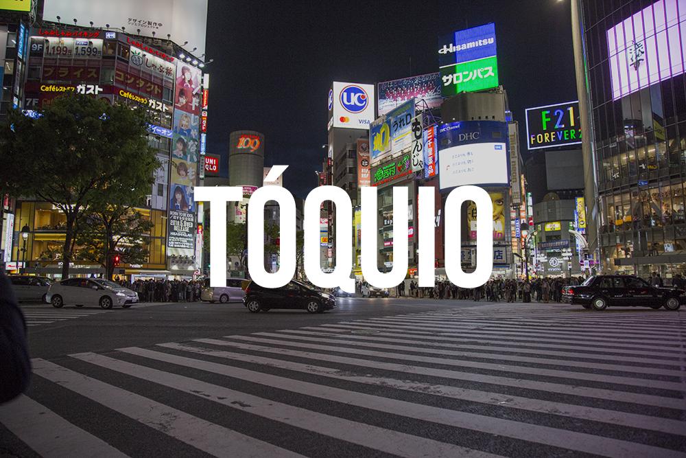 Japão // O que fazer em Tóquio