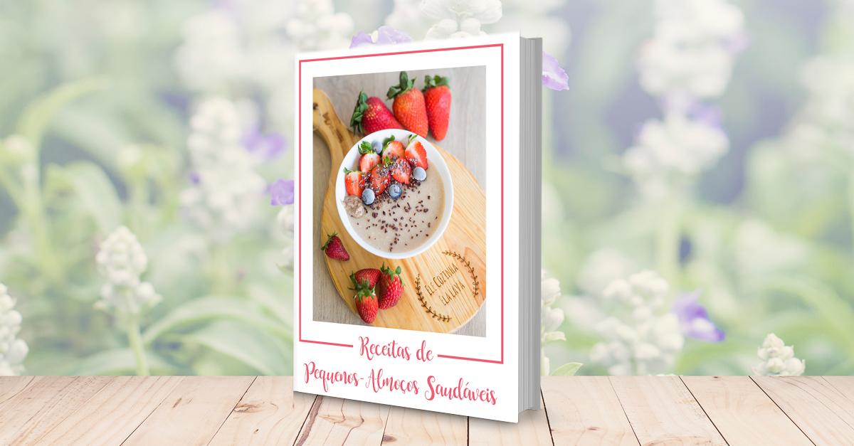 eBook Receitas Pequenos-Almoços Saudáveis