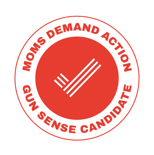 Moms Demand Action Gun Sense Candidate logo