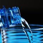 bottle, mineral water, bottle of water