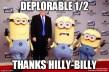 deplorable