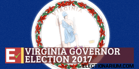 Virginia Governor Election 2017