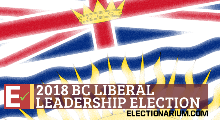 Andrew Wilkinson Wins 2018 BC Liberal Party Leadership Election