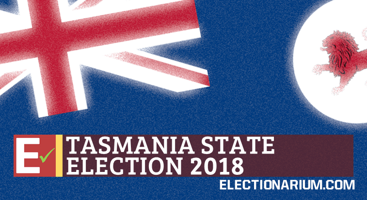 Tasmania Election 2018